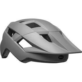 Bell Spark Cykelhjelm, matte/gloss gray/black